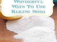 Baking soda .. Miracle