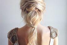 Hair styles / Hair styles inspiration  / by Xenia Oya