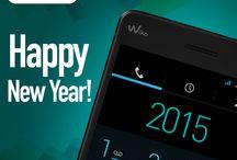 Happy 2015 / Happy New Year from Wiko!