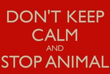 THAT'S IT!!!!Touch these animals and your gonna pay!!!!!