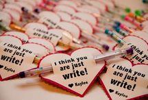Valentines / by Julie Stewart