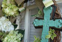 Wreaths  / by Jennifer Dotson