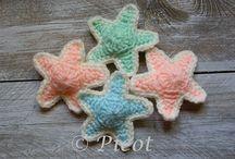 Girlandy Szydełkowe Crochet Garland
