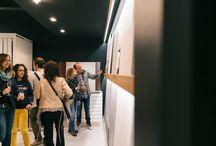Inauguración Espai Vanguardia / 600 m2 de showroom con materiales, mobiliario, cocinas y baños montados, más de 300 primerísimas marcas... un espacio para trabajar, crear, pensar...