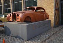 Remise Berlin / Wspaniałe miejsce dla miłośników klasycznej motoryzacji.