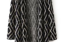 ジャガード編み