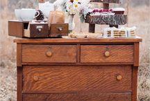 Desert Tables / by Tanya Richardson
