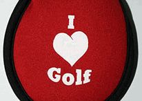 I Love Golf Tournament Ideas / Fun tee and contest prize ideas for your upcoming I Love Golf themed golf tournaments! We can also help customize these ideas with your tournament logo/name.