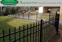 Aluminum Fencing / Aluminum Fencing, Gates and Accessories