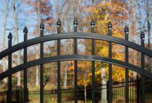 ActiveYards Aluminum Fences