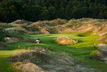 Golf courses Netherlands, golfbaan Nederland / Golf courses Netherlands, golfbaan Nederland