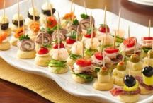garden party food ideas