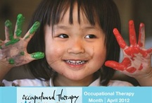 Children: Developmental Activities / OT activities for children from the American Occupational Therapy Association. Pins and repins do not imply endorsement. / by AOTA Inc