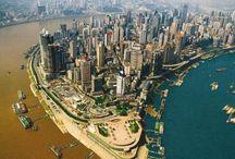 Chongqing / Voyage Asie Chine Chongqing