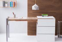 ALWIN'S SPACE BOX / space-saving furniture