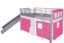 Childrens Loft Bed