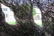 Sculpture at the Museums
