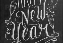 Neujahr / Happy New year