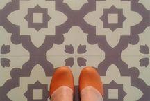 Vinyl Floor Tiles / Sorzano back in stock March/April along with new and exclusive designs! http://www.zazous.co.uk/vinyl-floor-tiles
