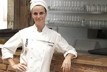 Foto chef de cozinha