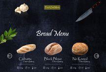 Webdesign - Food
