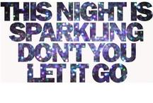 ahh, song lyrics.