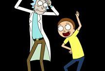 Morty and Rick