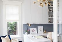 get the look: fresh home office