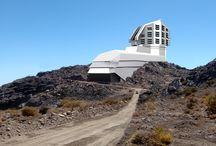 TELESCOPIOS / Conoce aquí los principales observatorios del mundo, sus avances, novedades, datos y mucho más.