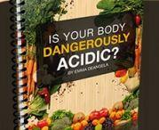 acidic body