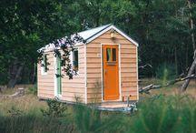 Tiny-house.nl / Foto's van ons eigen Tiny House