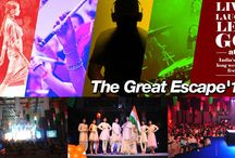 The Great Escape: Day 1 / The Day 1 of the much awaited Great Escape kicked off with much fan fare. Here's a little sneak peek.