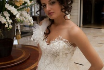 Wedding Dresses with Straps and Sleeves