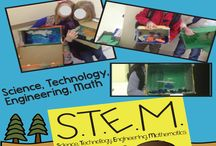 S.T.E.M. Activities for Differentiated Instruction / by Jennifer Luther