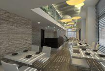 Restaurant design - Designworks.hu