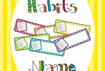 7 habits / by Laura Sanders