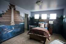 Fun Spaces / Fun Spaces/Plans designed by Walker Home Design