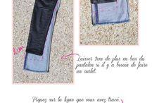 Slimer un pantalon