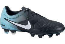 football shoes i had