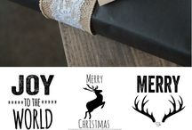 Christmas decor / by Joy White