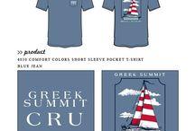 Campus Crusade / Campus Crusade custom shirt designs #campuscrusade #cru #cc  For more information on screen printing or to get a proof for your next shirt order, visit www.jcgapparel.com