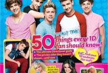 Celeb Spec Covers! / by BOP & Tiger Beat Magazines