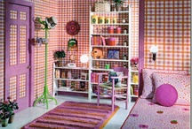 Fox & Hill: girls bedroom