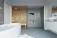 bath, sauna