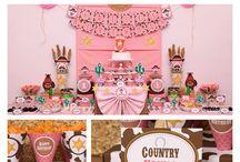 Eva Birthday Ideas / by Stacey Rust