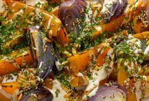 East Mediterranean food