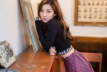 Rock Chae Eun            lee chae eun /    lee chae eun is her name ) her stage name Rock Chae Eun