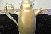 Vintage Pewter / Vintage pewter for sale at More Than McCoy at http://www.morethanmccoy.com   / by More Than McCoy