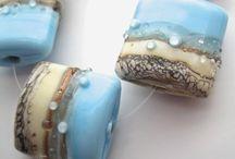 lampwork beads / by Caprilicious Jewellery