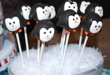 cake pops / by Rebecca Rogers